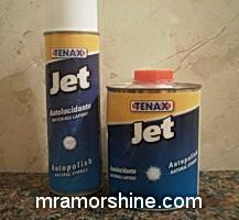Самополирующий лак Jet