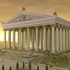 Храм Артемиде в Эфесе