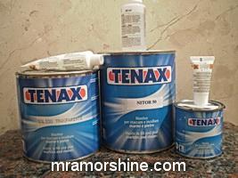 мастикаTenax для мрамора, гранита