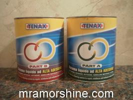 Двухкомпонентный эпоксидный клей Tenax