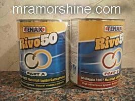 Двухкомпонентный клей Rivo 50