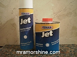 Самополирующий лак Jet Image