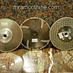 Алмазные диски для мрамора