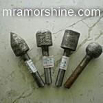 Фрезы для бормашин для обработки гранита
