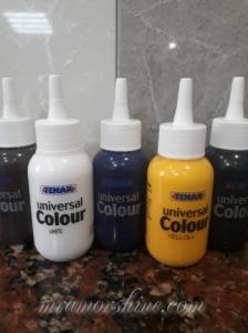 Цветные красители Image